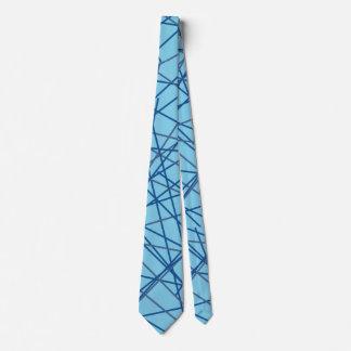 Retro Blue Necktie! Tie