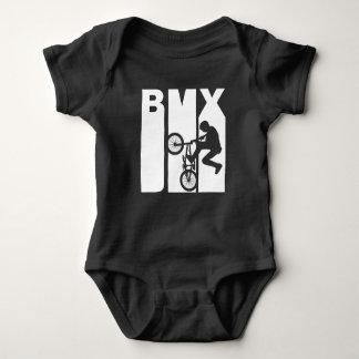 Retro BMX Baby Bodysuit