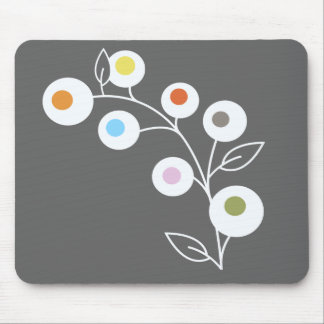 retro branch mouse pad