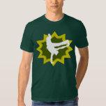 Retro Break Dancer T Shirt