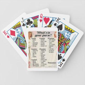 Retro Bridal Shower Game Card Deck