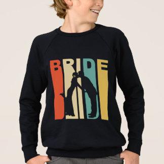 Retro Bride Sweatshirt
