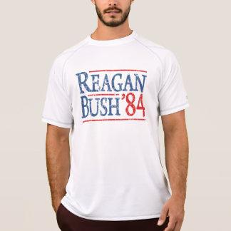 Retro Bush Reagan 84 Election Shirts