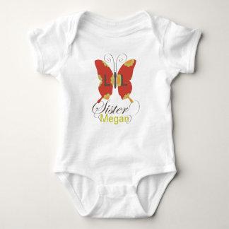 Retro Butterflies B2 T-shirt