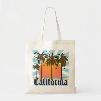 Retro California Logo Graphic