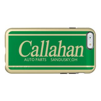 Retro Callahan Auto Parts Gold Incipio Feather® Shine iPhone 6 Case