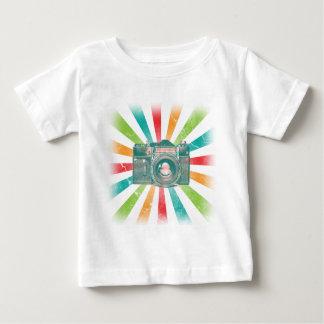 Retro Camera Baby T-Shirt
