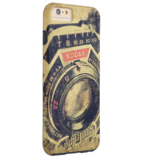Retro Camera Design iPhone Cases Vintage Kodak