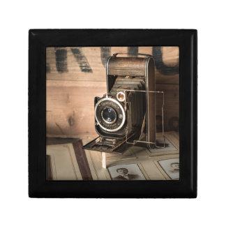 Retro Camera Gift Box