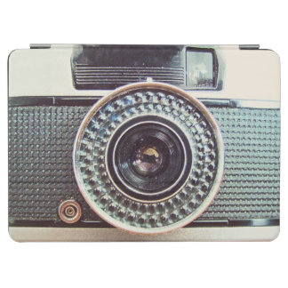Retro camera iPad air cover