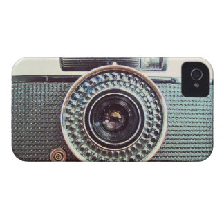 Retro camera iPhone 4 case