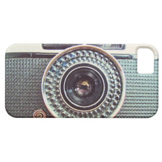 Retro camera iPhone 5 case
