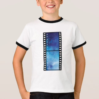 Retro camera space T-Shirt