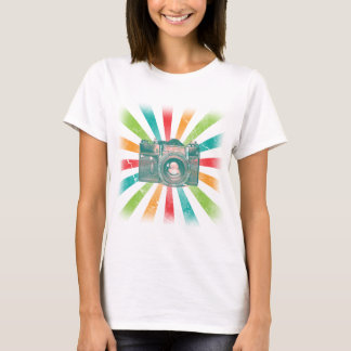 Retro Camera T-Shirt