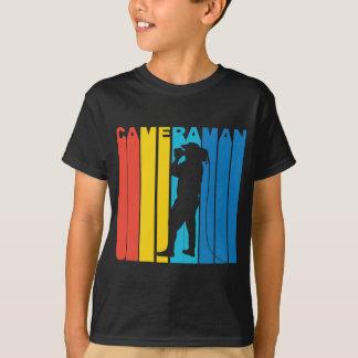 Retro Cameraman T-Shirt