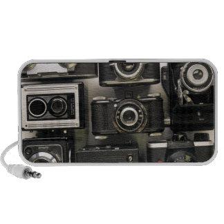 Retro Cameras Speakers