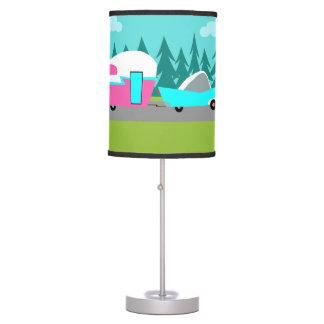 Retro Camper / Trailer and Car Table Lamp
