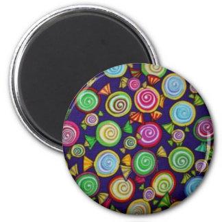 Retro Candy Magnet