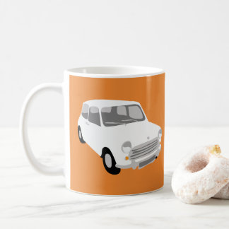 Retro Car Mug by Ambush Designs