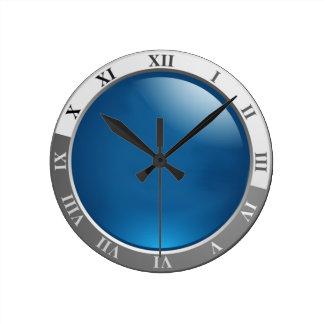 rétro carré d'horloge de montre horloge ronde