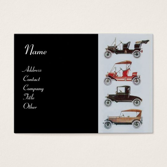 Retro cars 2 auto repairs automotive business card zazzle retro cars 2 auto repairs automotive business card reheart Image collections