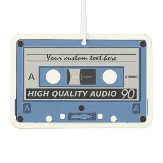 Retro Casette Tape custom air freshner Air Freshener