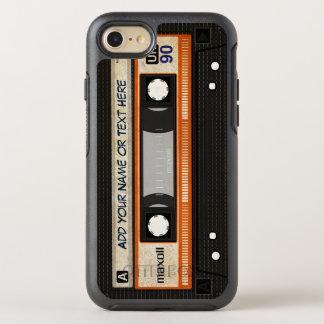 Rétro cassette audio de l'old-fashioned 80s coque otterbox symmetry pour iPhone 7