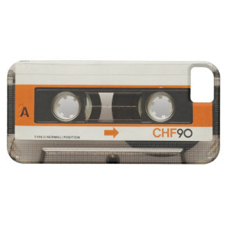 Retro Cassette Tape Case For The iPhone 5