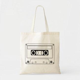 Retro cassette tape grunge music