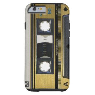 Retro Cassette Tape iPhone 6 case Skin 80's Throw Tough iPhone 6 Case