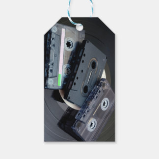 Retro Cassette Tapes Gift Tags