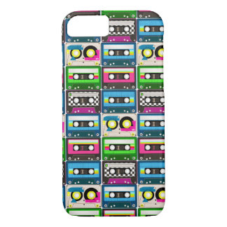 Retro Cassette Tapes iPhone 8/7 Case