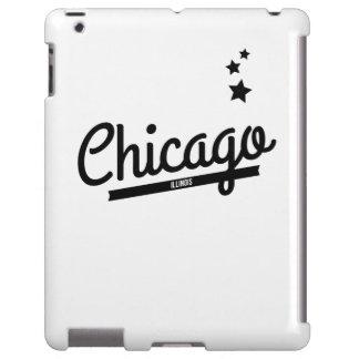 Retro Chicago Logo