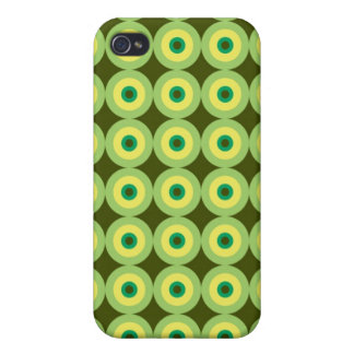Retro Circles Speck Case Cases For iPhone 4