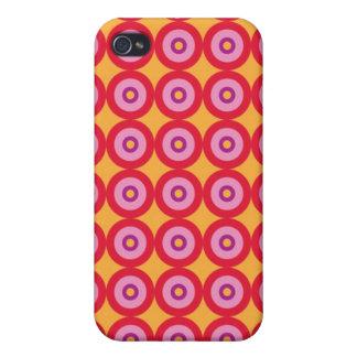Retro Circles Speck Case iPhone 4/4S Cases
