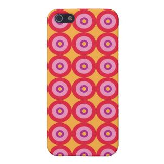 Retro Circles Speck Case iPhone 5 Case