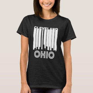 Retro Cleveland Skyline T-Shirt