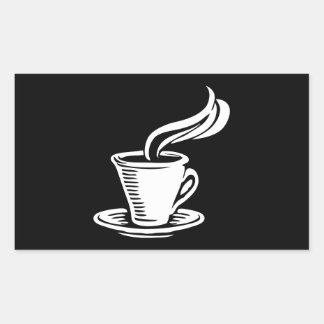 Retro Coffee Cup & Saucer