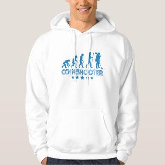 Retro Coinshooter Evolution Hoodie