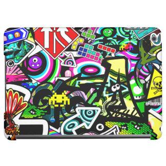 Retro Collage iPad Air Case