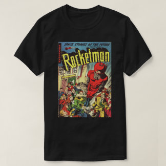 Retro comics - Rocketman T-Shirt