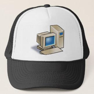 Retro Computer Trucker Hat