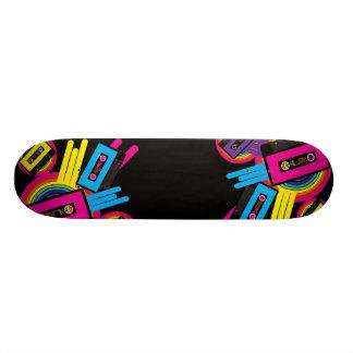 Rétro conception de partie skateboards