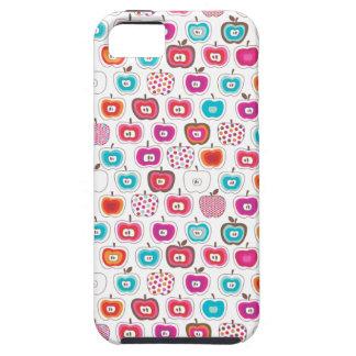 Rétro coque iphone de fruit de motif de pomme coque Case-Mate iPhone 5