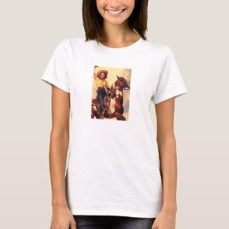 Retro Cowgirl T-Shirt
