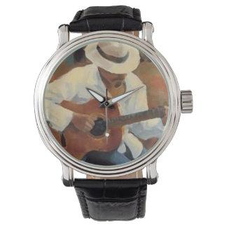 Retro Custom to guitar Watch