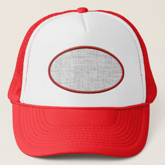Retro Customizeable Blank Embroidered Trucker Patc Trucker Hat