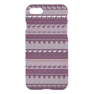 Retro Cute Animals Pattern iPhone 8/7 Case