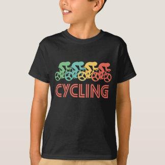 Retro Cycling Pop Art T-Shirt