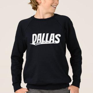 Retro Dallas Logo Sweatshirt
